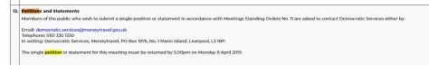 liverpool city region petition april 2019